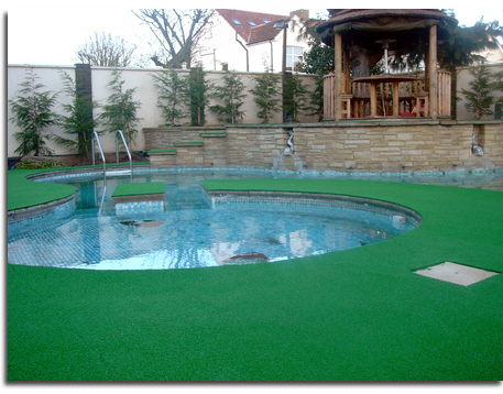 Synthetic Grass The Answer To Water Shortages Synthetic Grass